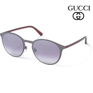 Gucci Ruthenium Sunglasses (For Men and Women)